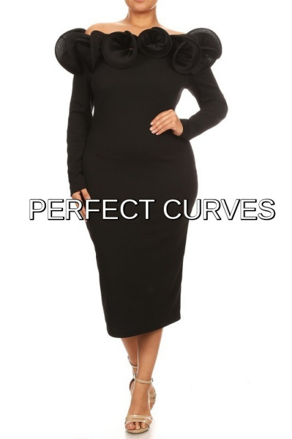 perfect curves, plus sizes, curvy girl, formal dresses, little black dress