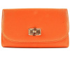 Orange Messenger Envelope